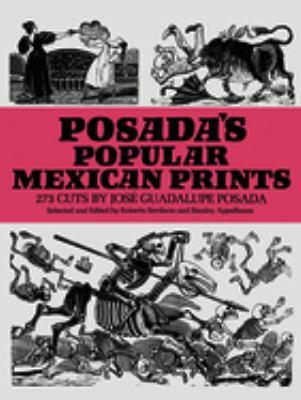 Posada's Popular Mexican Prints 9780486228549