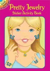 Pretty Jewelry Sticker Activity Book 1602995