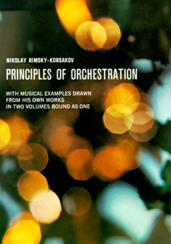 Principles of Orchestration 9780486212661