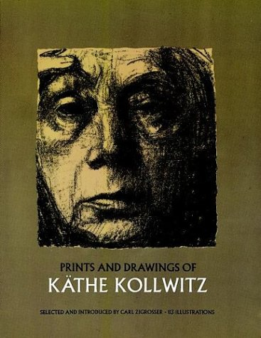 Prints and Drawings of Kathe Kollwitz 9780486221779