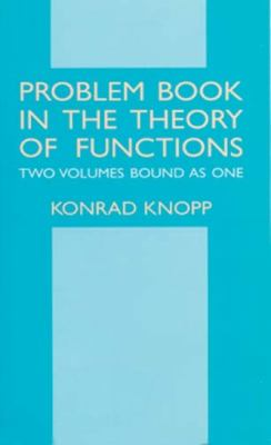 Problem Book in the Theory of Functions 9780486414515
