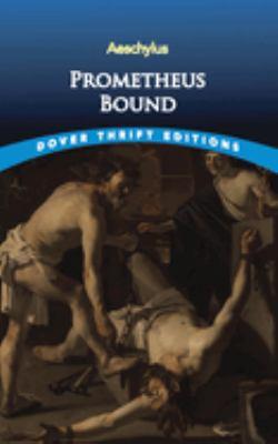 Prometheus Bound 9780486287621