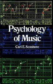 Psychology of Music 1593250