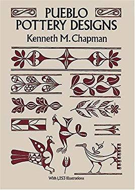 Pueblo Pottery Designs 9780486284767