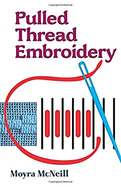 Pulled Thread Embroidery 9780486278575