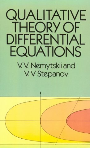 Qualitative Theory of Differential Equations 9780486659541