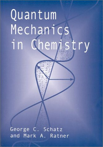 Quantum Mechanics in Chemistry 9780486420035