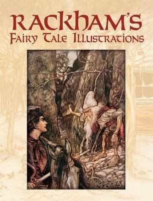 Rackham's Fairy Tale Illustrations in Full Color 9780486421674