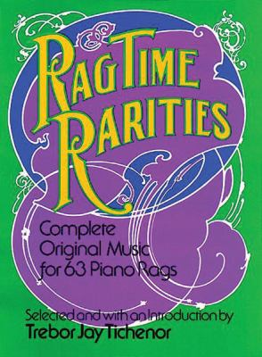 Ragtime Rarities 9780486231570