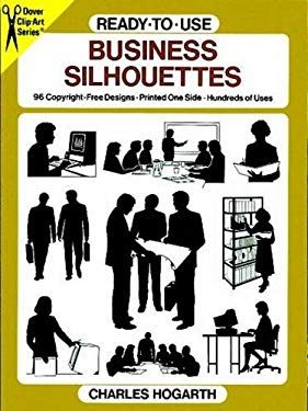 Ready-To-Use Business Silhouettes 9780486273518