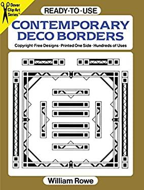 Ready-To-Use Contemporary Deco Borders 9780486263199