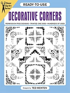 Ready-To-Use Decorative Corners 9780486253039