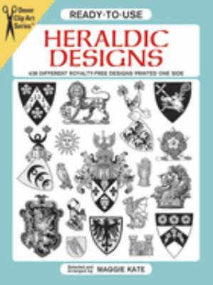 Ready-To-Use Heraldic Designs 9780486401614