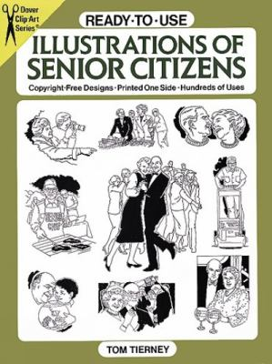 Ready-To-Use Illustrations of Senior Citizens 9780486269344