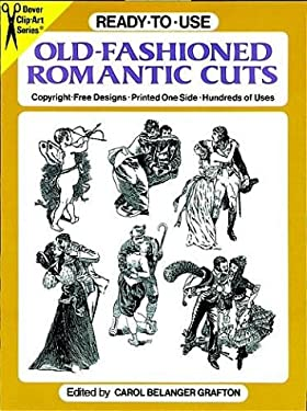 Ready-To-Use Old-Fashioned Romantic Cuts 9780486254722