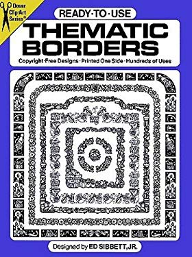 Ready-To-Use Thematic Borders 9780486242545