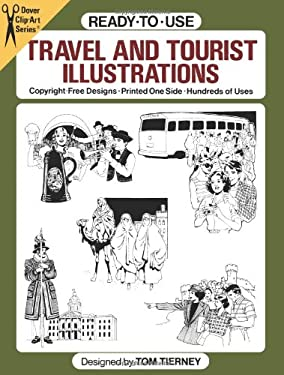 Ready-To-Use Travel and Tourist Illustrations 9780486255071