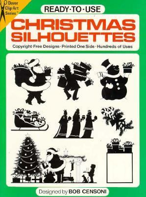 Ready to Use Christmas Silhouette 9780486249544