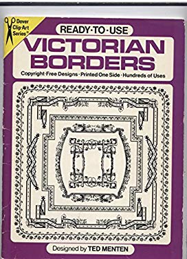 Ready to Use Victorian Borders 9780486251905