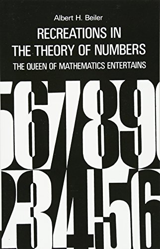 Recreations in the Theory of Numbers 9780486210964