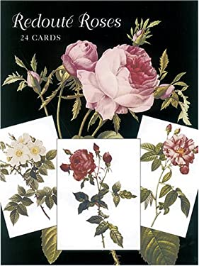 Redoute Roses: 24 Cards 9780486264394