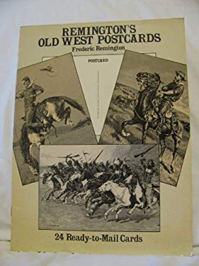 Remington's Old West Postcards 9780486258898