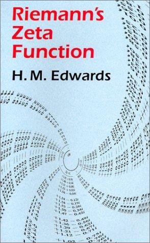 Riemann's Zeta Function 9780486417400