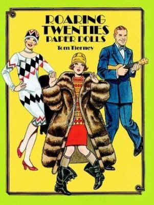 Roaring Twenties Paper Dolls 9780486272832