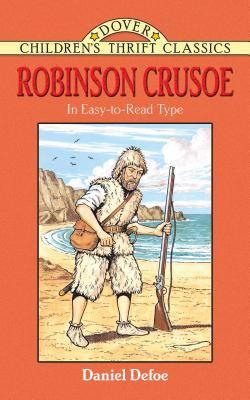 Robinson Crusoe 9780486288161