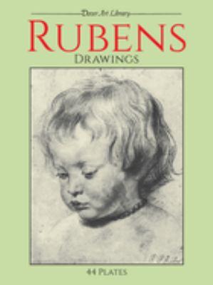 Rubens Drawings: 44 Plates 9780486259635
