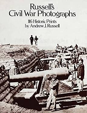 Russell's Civil War Photographs 9780486242835