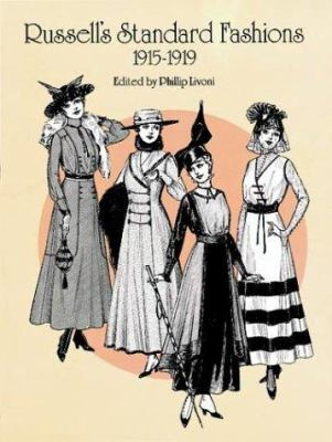 Russell's Standard Fashions 1915-1919 9780486291222