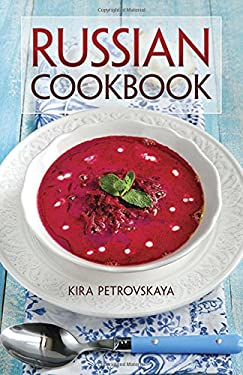 Russian Cookbook 9780486273297