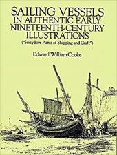 Sailing Vessels in Authentic Early Nineteenth-Century Illustrations 1596552