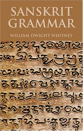 Sanskrit Grammar 9780486431369