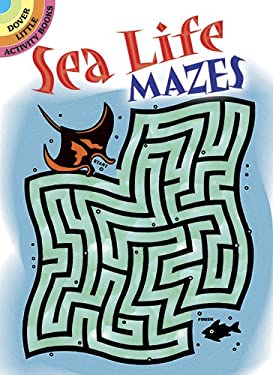 Sea Life Mazes 9780486294223