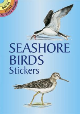Seashore Birds Stickers