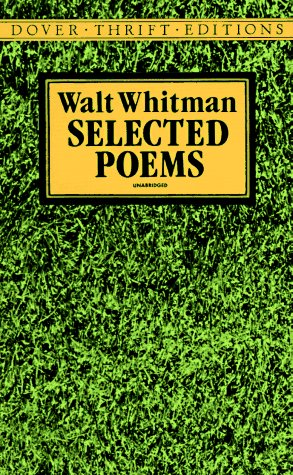 Selected Poems 9780486268781