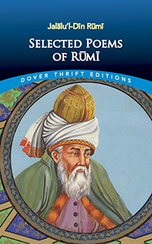Selected Poems of Rumi 9780486415833