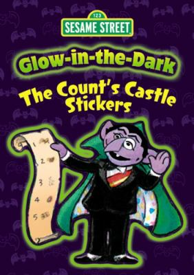 Sesame Street Glow-In-The-Dark the Count's Castle Stickers 9780486330495