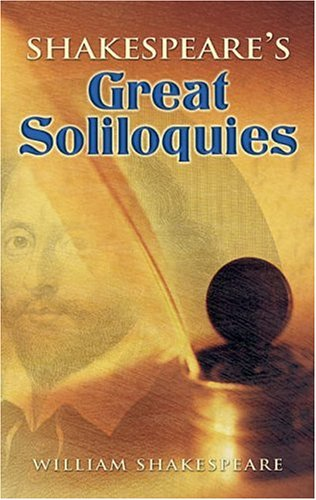 Shakespeare's Great Soliloquies 9780486449401