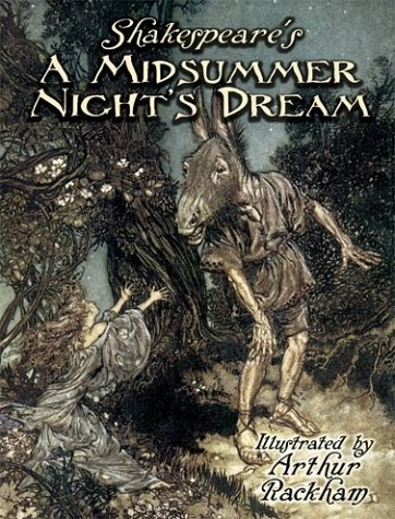 Shakespeare's a Midsummer Night's Dream 9780486428338