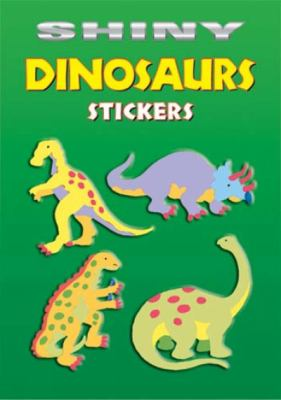 Shiny Dinosaurs Stickers 9780486435367