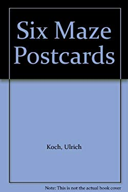 Six Maze Postcards 9780486267999