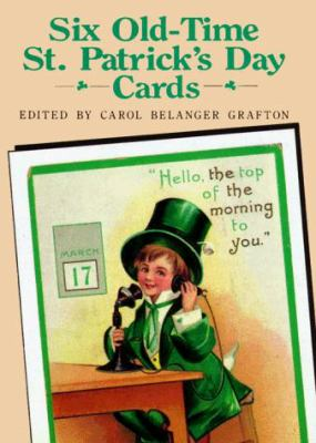 Six Old-Time St. Patrick's Day Cards 9780486265049