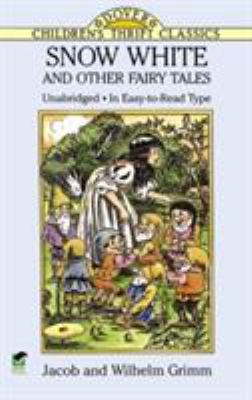 Snow White and Other Fairy Tales 9780486283272