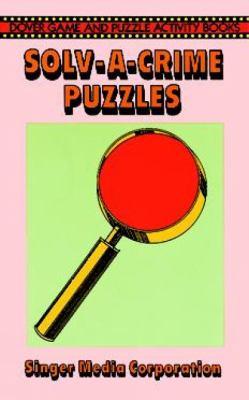 Solv-A-Crime Puzzles 9780486285528