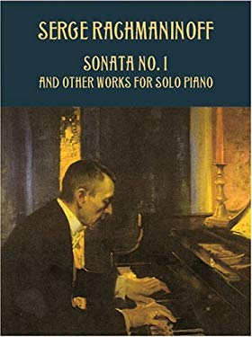 Sonata No. 1 and Other Works for Solo Piano 9780486418858