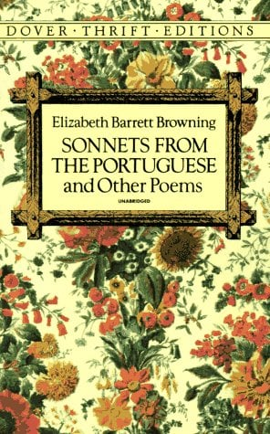 Sonnets from the Portuguese 9780486270524