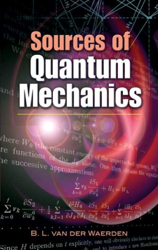 Sources of Quantum Mechanics 9780486458922